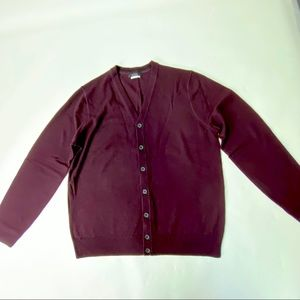 Express Men's sweater with buttons size L